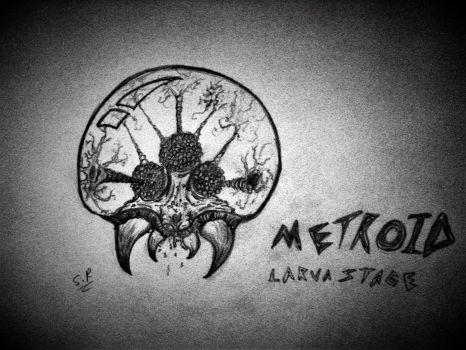 Metroid Larvae by yolo360nosescope