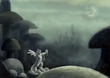 Stone is All That Remains by Euphreana