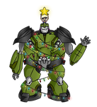 .:CE:. O Christmas Bot by a-paranoid-android