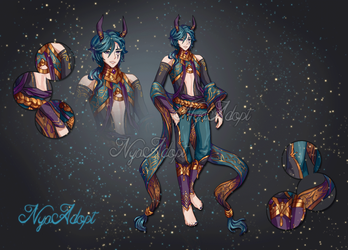 [CLOSED] Male Adopt Anime by NyaStyle