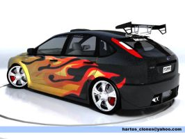 Ford Focus 6 by hartos