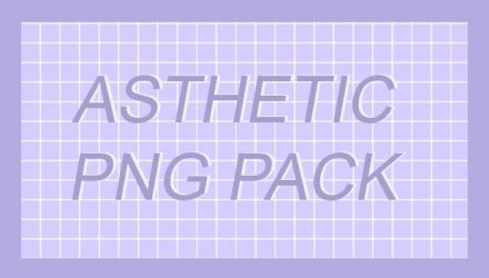 +Aesthetic Png Pack by BetteDot