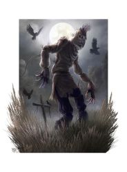 Scarecrow by dangercook