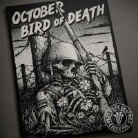 October Bird Of Death Soldier by DeadInsideGraphics