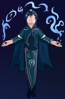 Jace The Mind Sculptor 2 by smilewolfy