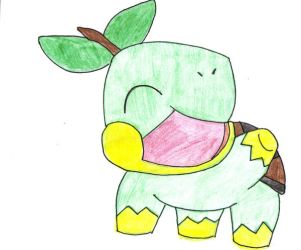 turtwig by 00maybe00