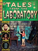 Tales from the Laboratory Cover distressed by MisterBill82
