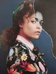 Antonia Thomas. by TamWinter