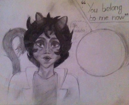 Nepeta Hypnotised by DentAsh by DentAsh