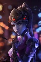 Widowmaker by Raivis-Draka