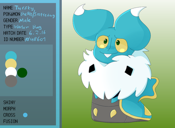 Tyrsky Reference Sheet by d4rk3r-kat