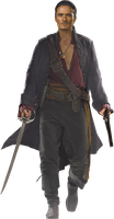 Will Turner-Pirates of the Caribbean 3 PNG by nickelbackloverxoxox