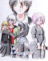 Soul Eater Together we can win by AlexYin4