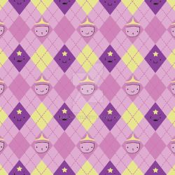 Argyle Time! Princess Edition by TeaForOne