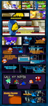 The Dream Ends With You Game 3 Part 2 by FrostRaven32