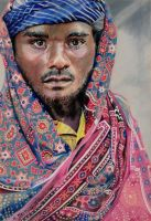 ETHNIC : Sindhi (Pakistan) by HendrikHermans