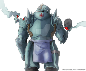 Alphonse Armor by MissingSock