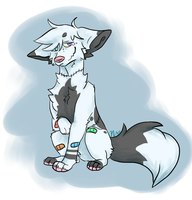 Nate -AT with rollingthvnder- by ExorcistNixxy