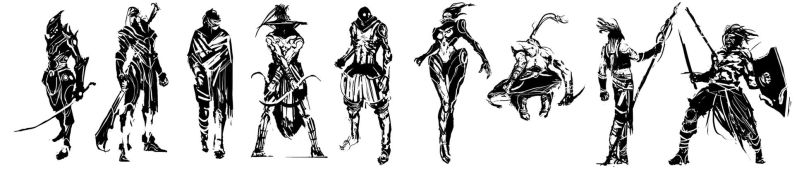 gestures by TGY