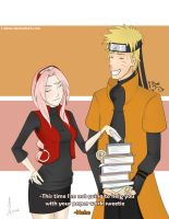 So, You wanted to be a hokage huh? by t-aime