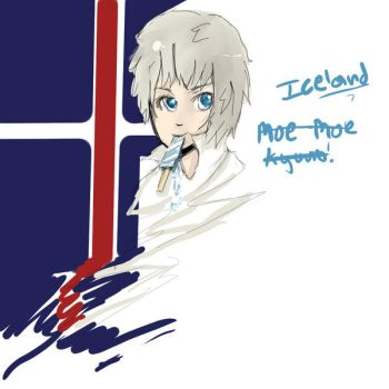 Iceland Sketch by sukizan