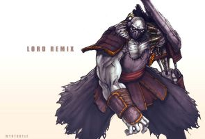 Lord Remix Colors MSpicer by Shwann
