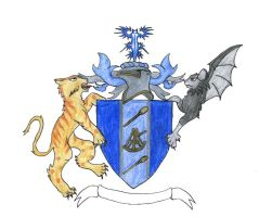 Arms of Sir Chael by ayellowbirds