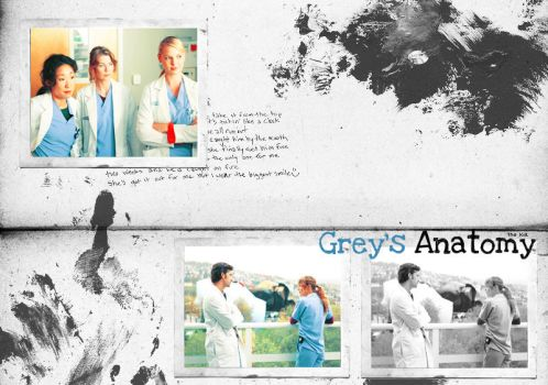 Grey's Anatomy Collage by thekill92
