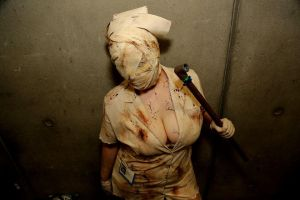 Silent Hill Nurse: Updated by nitricbliss