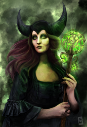 Witch Queen by NymphTale