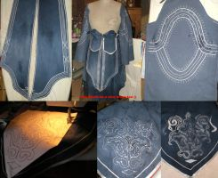 Assassins Creed Revelations - CosplayWIP by LadyBad