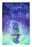 [Gift] The way to the stars by GaelleDragons