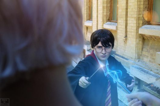Expelliarmus by LucreciaPhoto