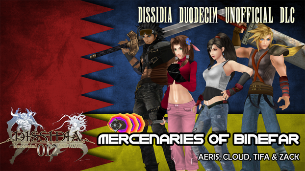 Mercenaries of Binefar - Mercenarios de Binefar by 2PlayerWins