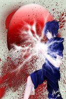 Sasuke Uchiha by TwinXion