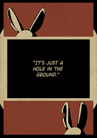 Rabbit Hole - 65 by Detrah