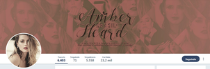 Amber Heard - Header #05 by twnchest