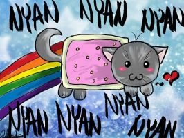 NYAN NYAN Forever by AoiGetsueiAwai