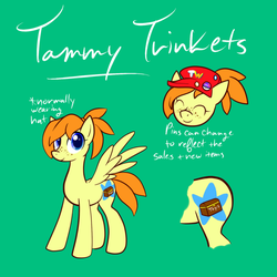 Tammy Trinkets by Rayne-Is-Butts