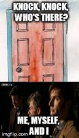 Doctor Who The Day Of The Doctor Meme by wordspencilsandwords