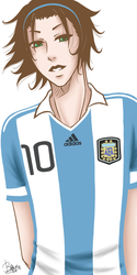 ARGENTINA FTW by UnseenChaser