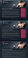 Fitness template by blackblurrr