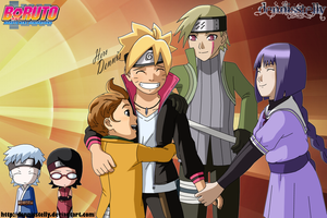 Naruto Next Generation - Boruto's Talk no Jutsu by DennisStelly