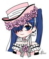 Ciel Phantomhive by TheCutestChubbyBear