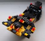 Lego Batmobile 8 by BevisMusson