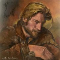 Jaime Lannister - Game of Thrones by GeroCaldora