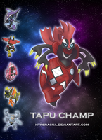 Pokefusions: Tapu Champ