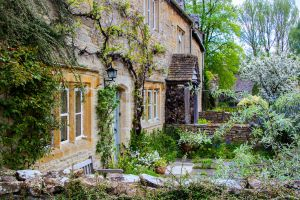 Cottages at Lower Slaughter by Daniel-Wales-Images