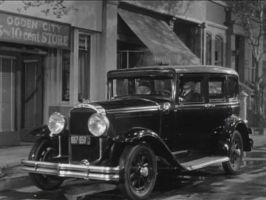 1931 Buick Sedan by PRR8157