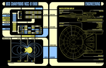 USS Charybdis - Master Systems Display by Rekkert
